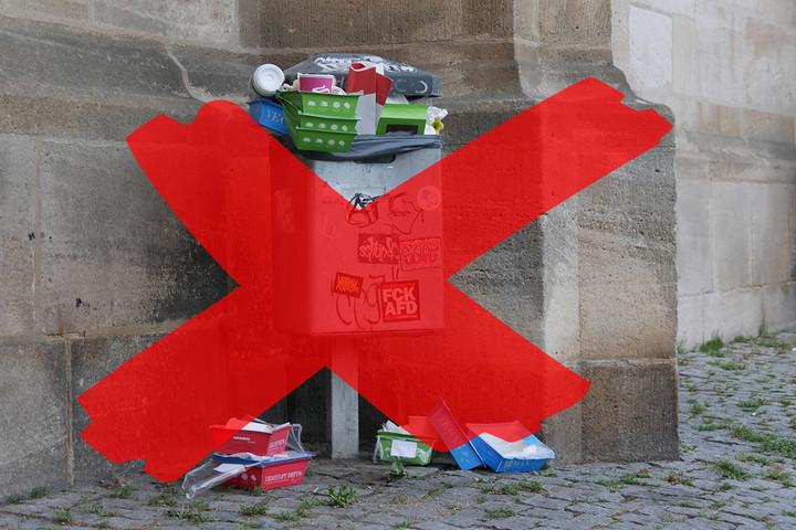 Verpackungssteuer Tübingen