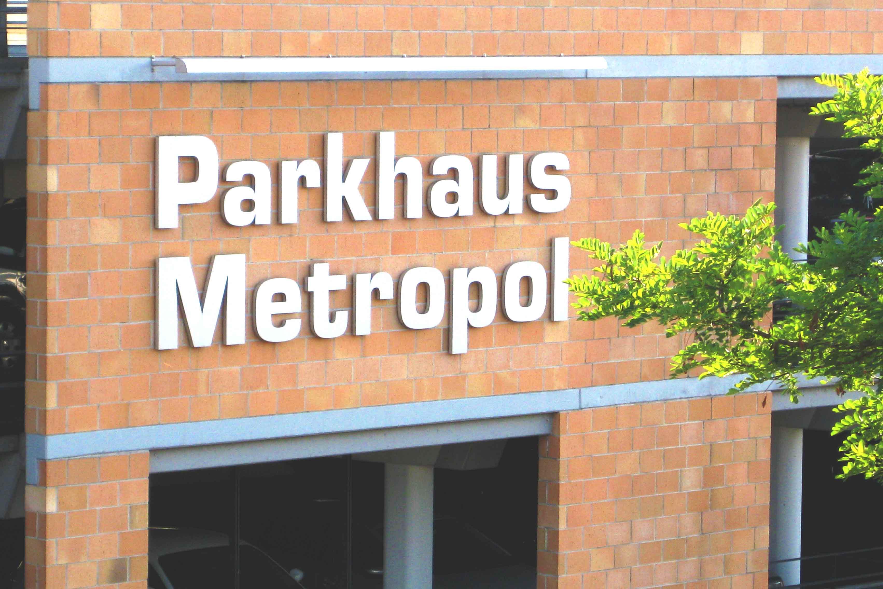 Parkhaus Metropol Tübingen