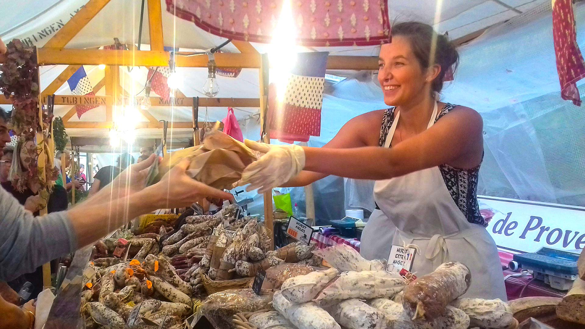 Umbrisch-provenzalischer Markt