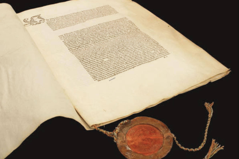 Der Tübinger Vertrag