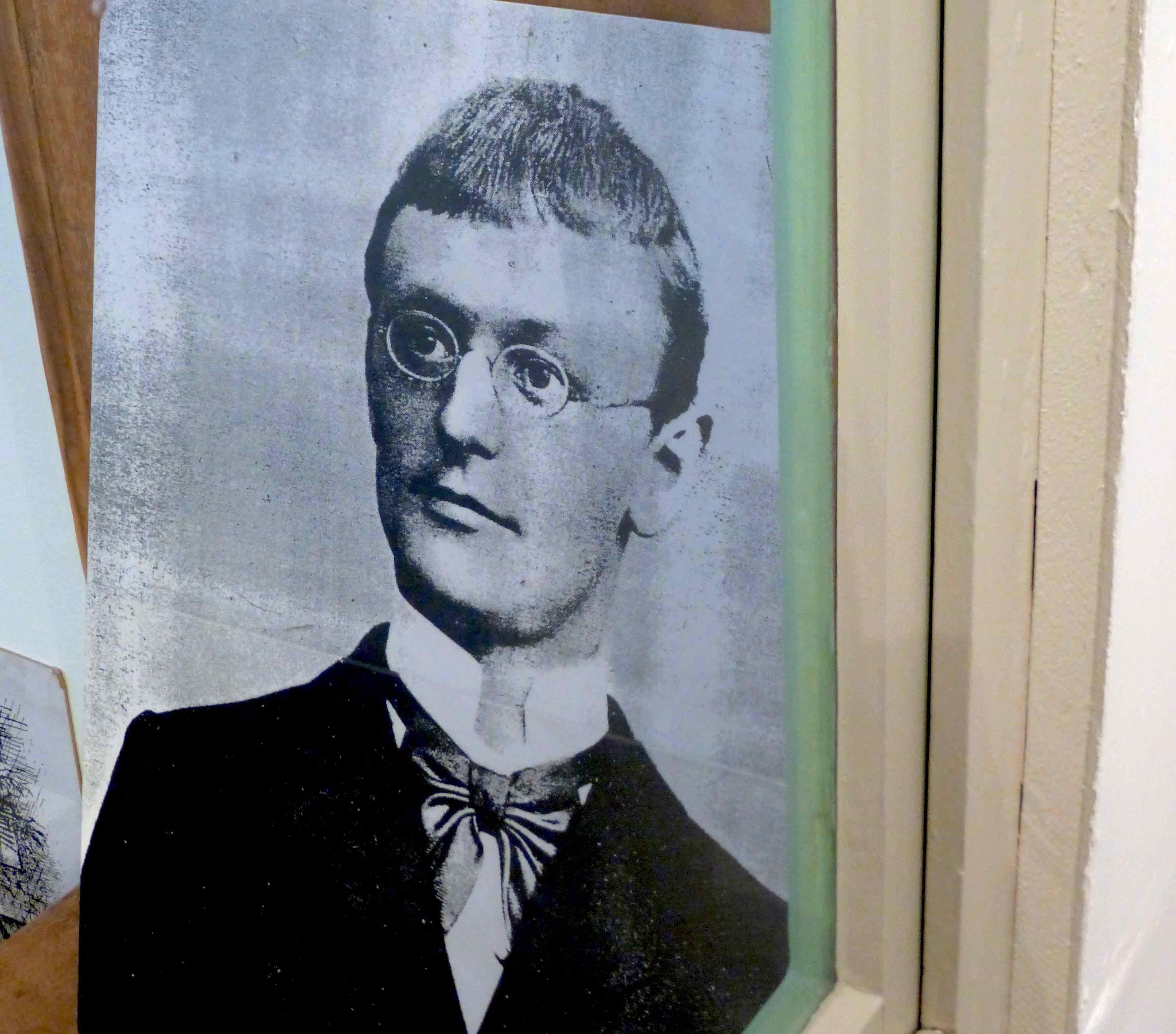 Hermann Hesse in Tübingen