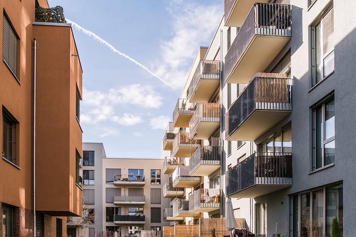 Städtische Neubauten Tübingen