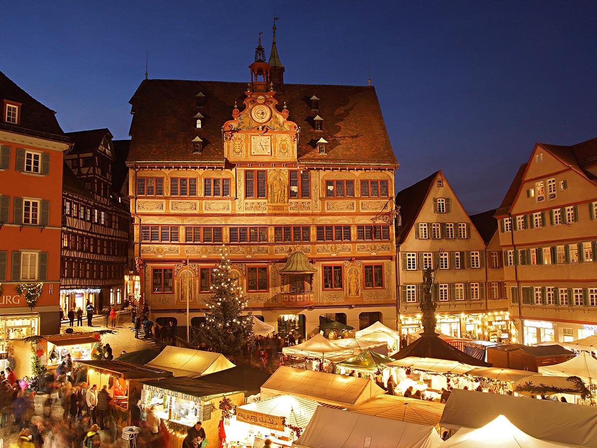 Tübinger Weihnachtsmarkt