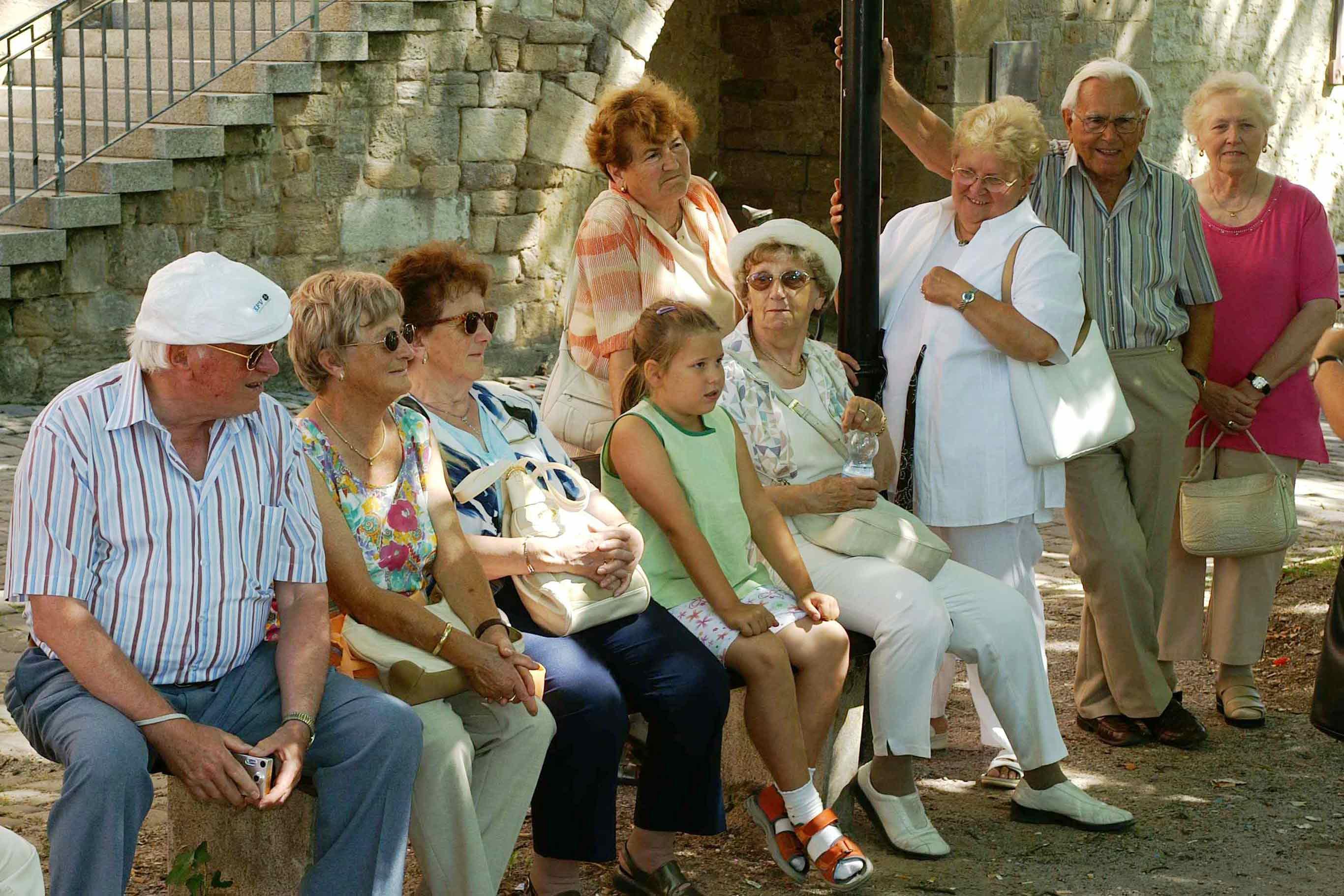 Altstadtführung für Senioren