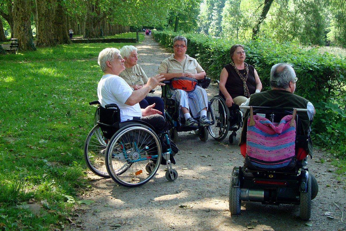 Behindertengerechte Stadtführungen in Tübingen