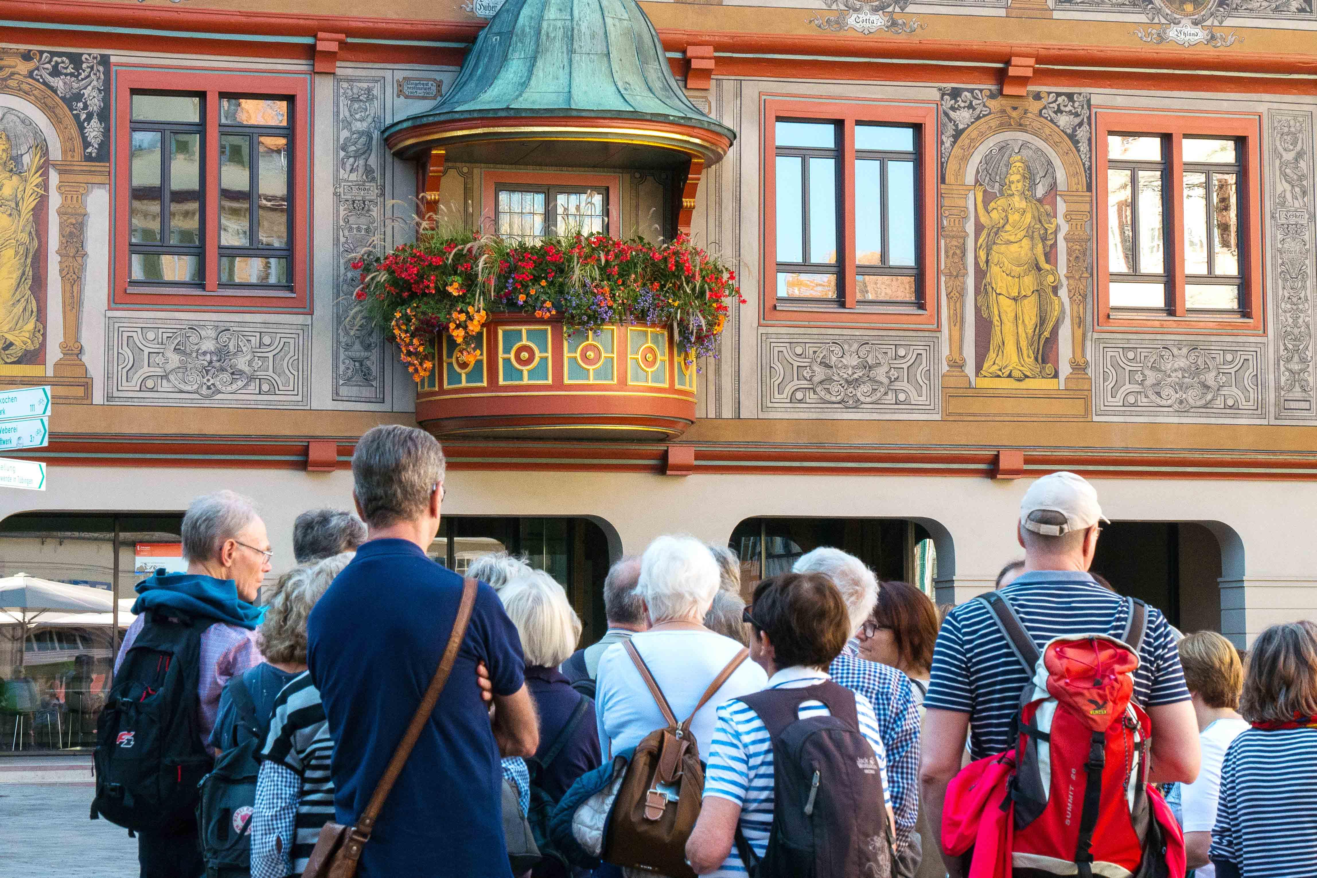 Öffentliche Stadtführung Tübingen