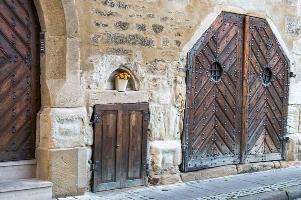 Mittelalterliches Tübingen