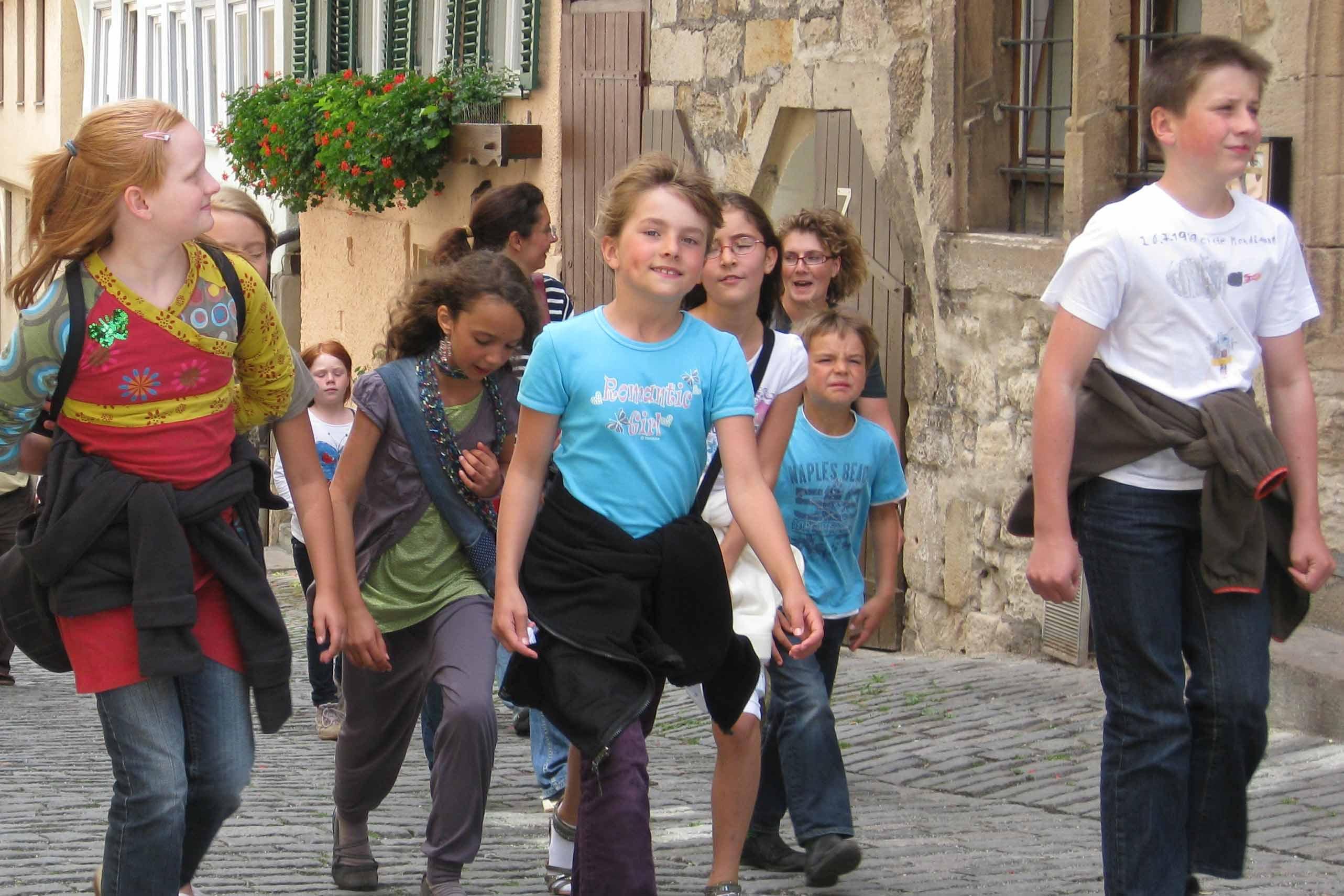 Ritter, Bauern, Herzöge für Kinder