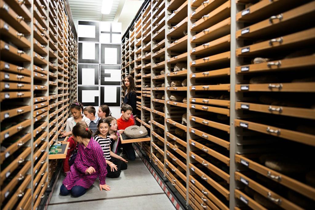 Kinderangebot in Tübinger Museen