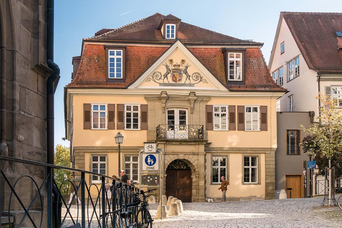 Alte Aula in Tübingen