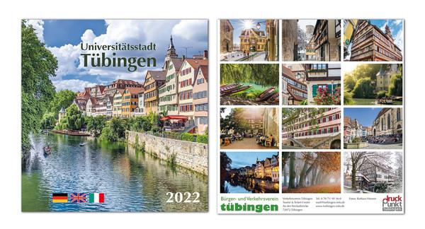 Tübingen-Kalender 2022
