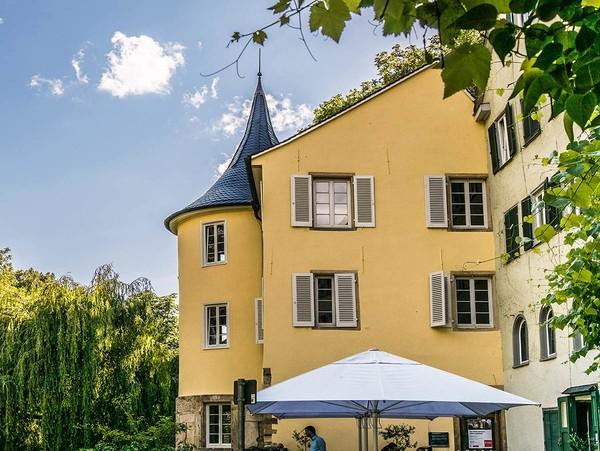 Der Hölderlinturm in Tübingen: Wahrzeichen und Museum