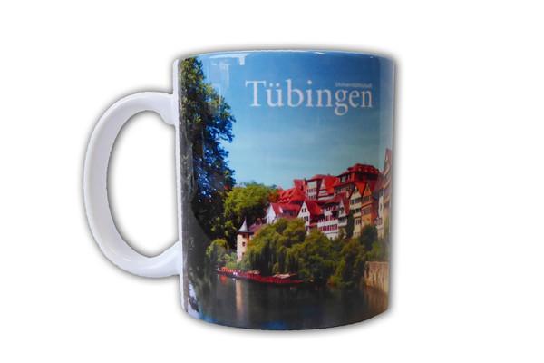 Tübinger Tasse Neckarfront