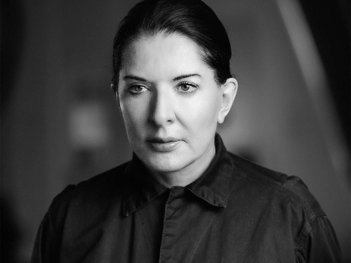 Ausstellung Kunsthalle Tübingen: Marina Abramović, Jenes Selbst