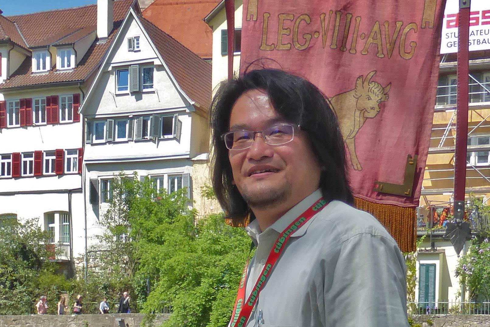 Stadtführung in Tübingen auf Latein