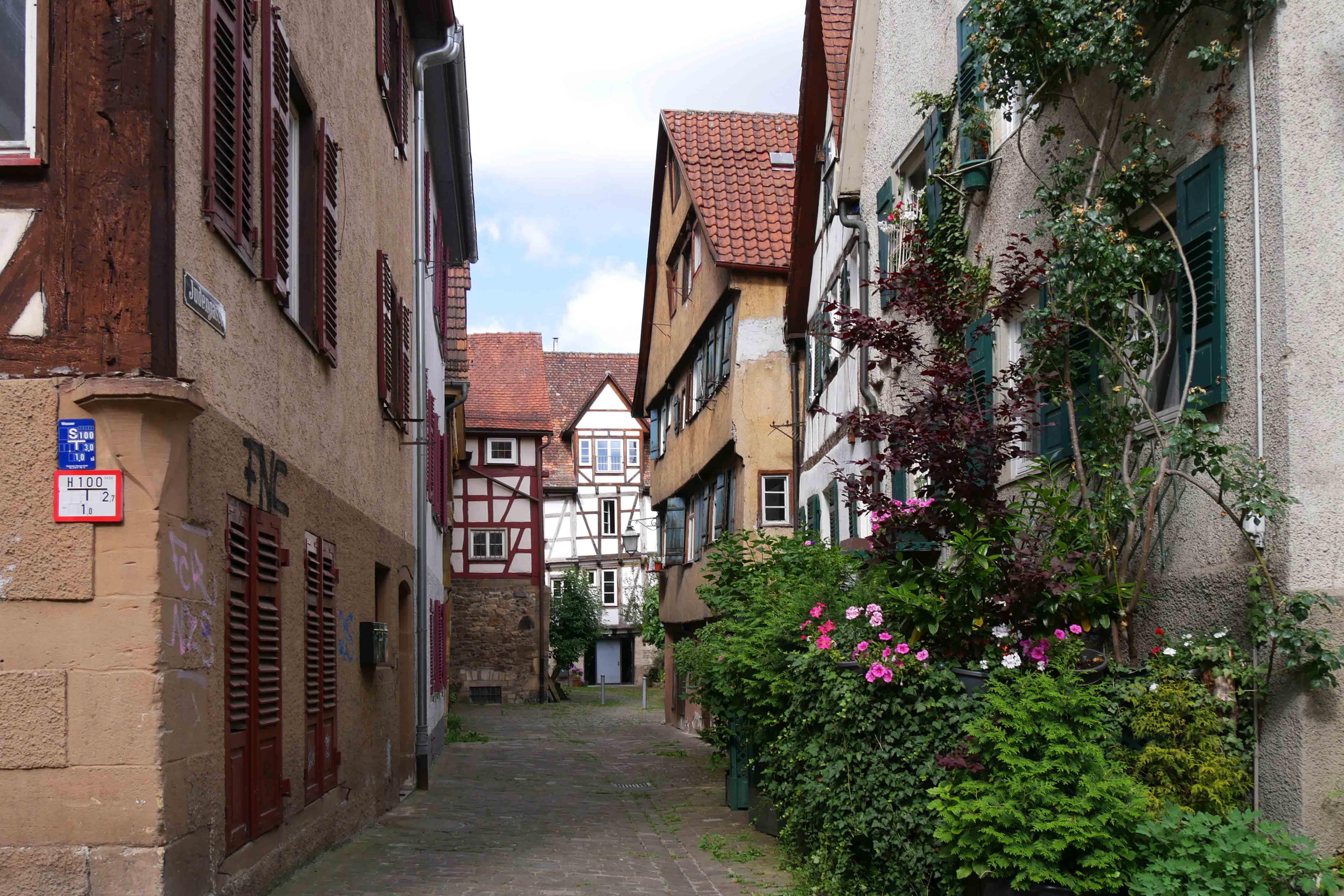 Jüdisches Leben in Tübingen