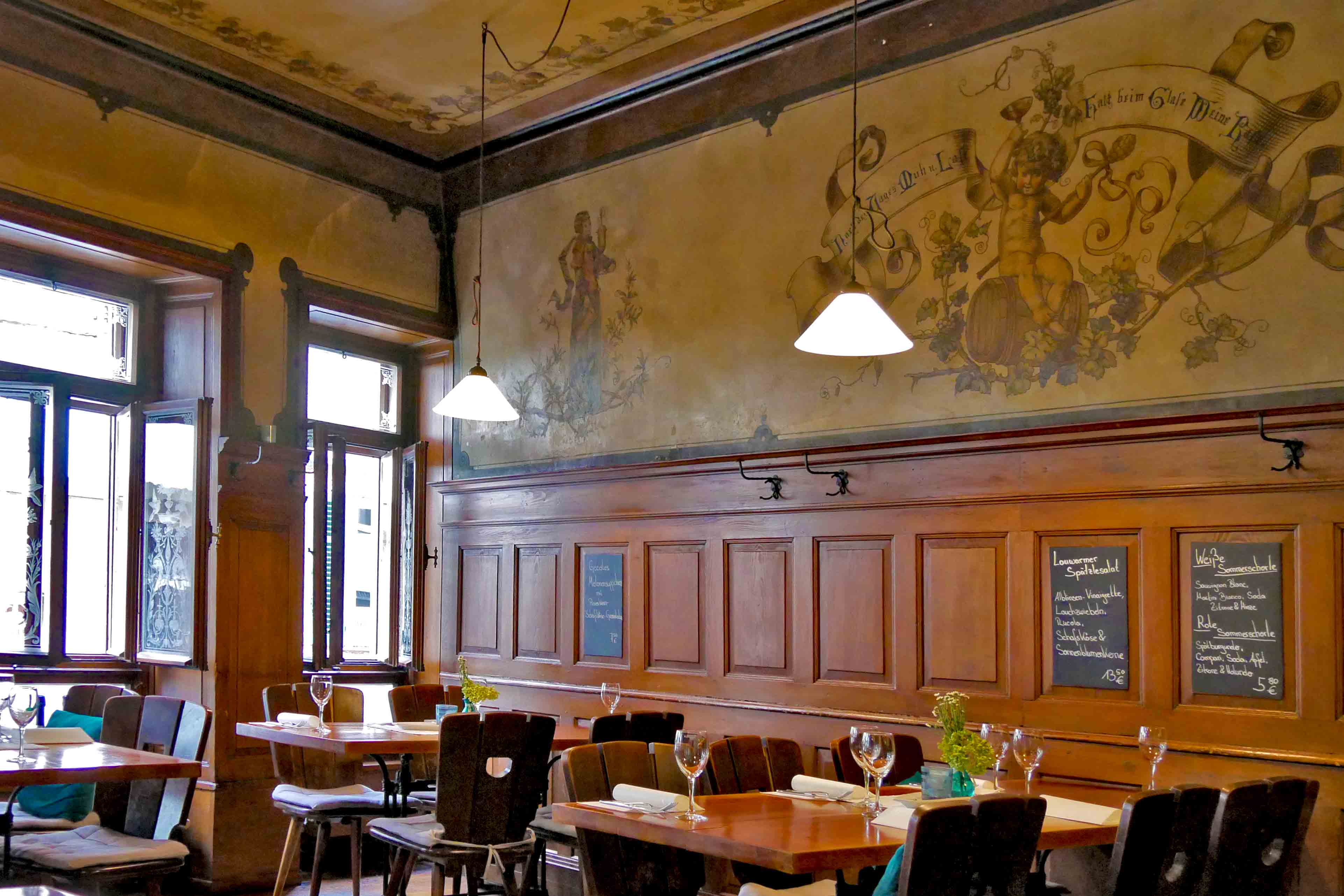 Historische Gasthäuser Tübingen