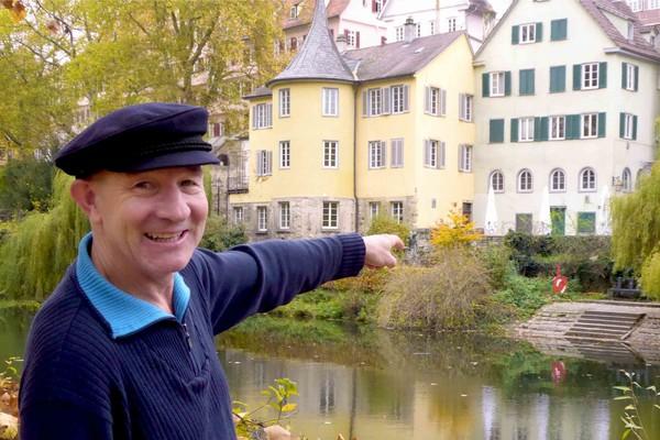 Fritjofs fantastisches Tübingen