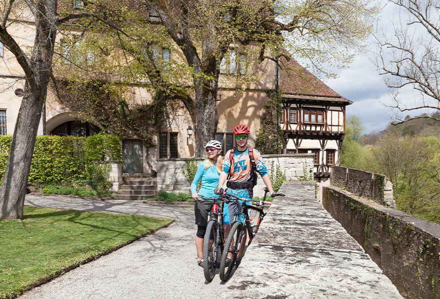 Fahrradtour im Naturpark Schönbuch