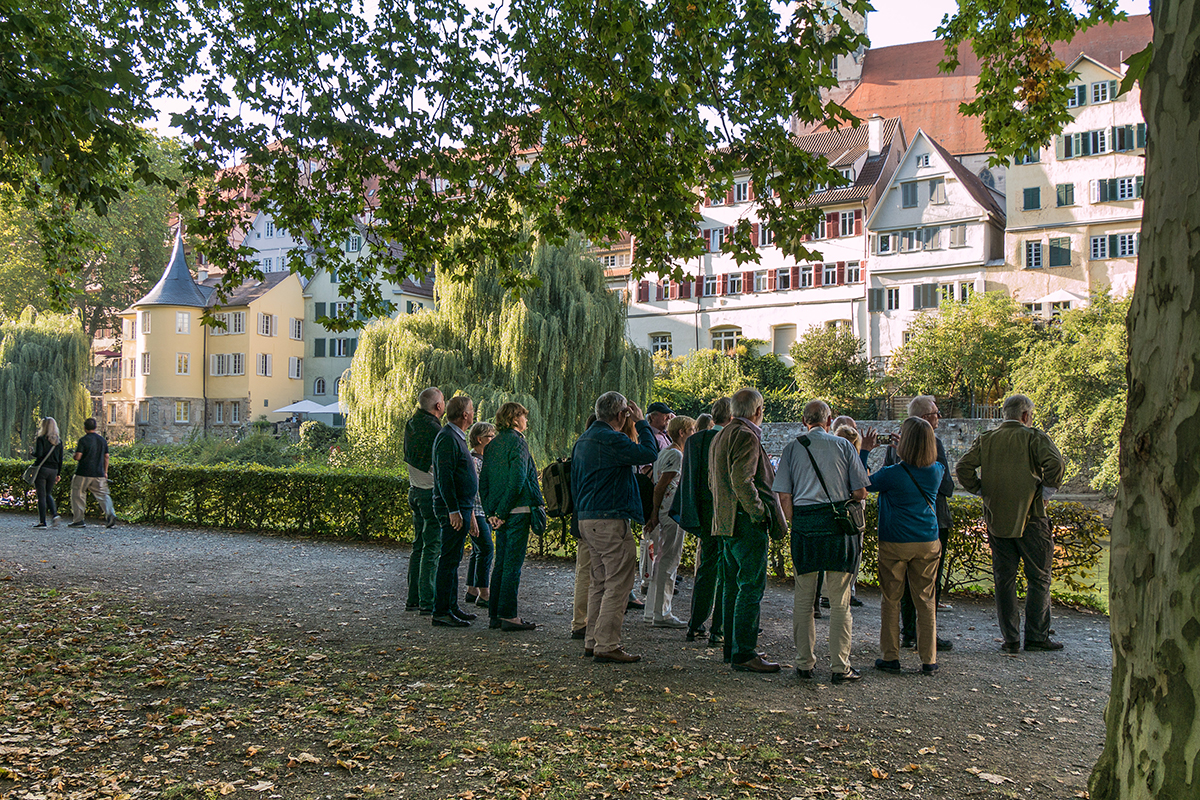 Tübinger Altstadtführungen. Unterhaltsam und lehrreich