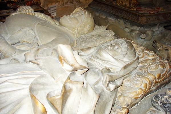 Grablege in der Stiftskirche Tübingen